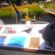Dugong Forschungsschiff